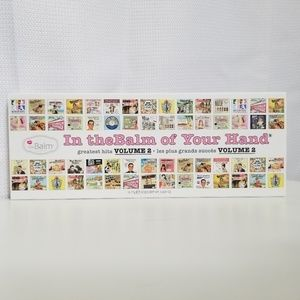 In the Balm of Your Hand Volume 2 Palette
